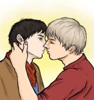 Merthur by raistlana