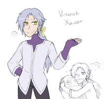 Vincent redesign by Quilofire