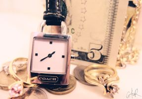 Time and Money II by c4-r