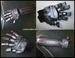 Ed Elric Automail for Sale by rockinrobin