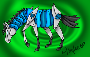 Horse-Bot...? XD by DasMinty
