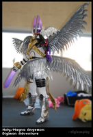 HolyAngemon - DA by digicosplay