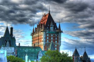 Frontenac Castle by dif68