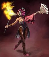 Chow 235 - Cirque Mystere by Crumbelievable