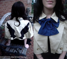 Supernatural Castiel Capelet by IdentityPolution