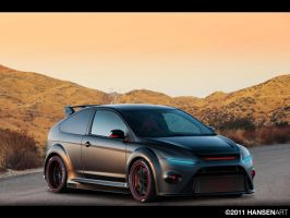 Ford Focus RS500 by ilPoli