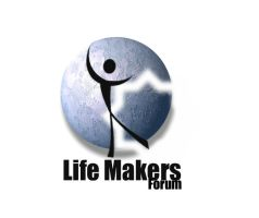 life makers logo by mahmoudgamal