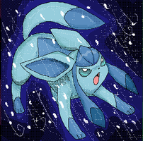 Glaceon by timmy-gost