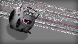 Fact Core: Typography Rocks by CMA3D