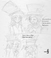Mad hatter- meet Hatta by vuy