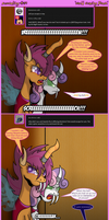 Scootaling #59: World Coming Down by TDarkchylde