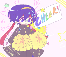 cheerful! by pawonbelly