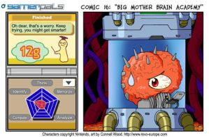 GP 16: 'big mother brain acade by plufim