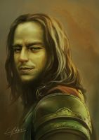 Game of Thrones  Jaqen by blackwings736
