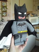 My Lego Batman by Pie-Hot