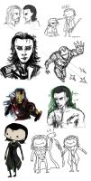 Avengers dump by Policide