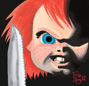 Childs Play - Chucky by roemesquita