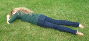 lying on the grass 4 by indeed-stock