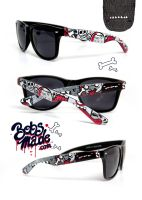 Horror Monster Sunglasses by Bobsmade