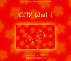 CNY Wall 1 by Caffery