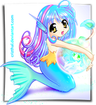 Little Mermaid-Crystal by Crizthal