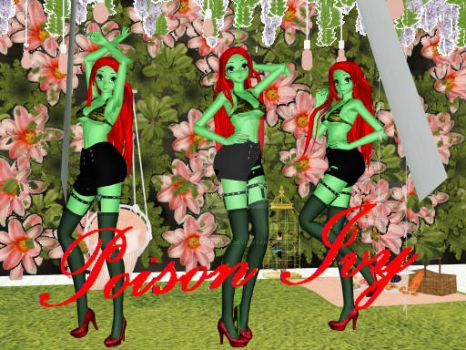 Posion Ivy Motme by SamxAxel1994