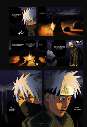 ��� ��� ������ 425_Kakashi_and_the_White_Fang_by_Rahlie.png