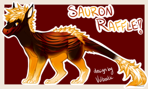 Sauron #191 - Closed! by Volbeatic
