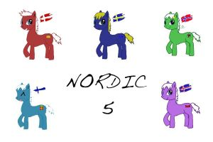 Nordic 5 MLP style by Crazy-83