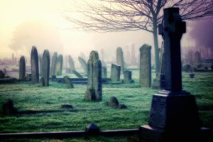 Ipswich Cemetery 0003 by CalvinSteward