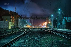 A train station by liptov