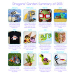 Dragons' Garden - Summary of 2013 by Dragons-Garden