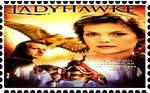 Ladyhawke Stamp by WOLFBLADE111