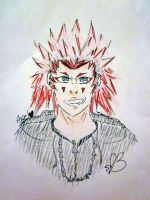 Axel by JaneenBeans