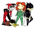 The Girls of Gotham by grimfairy138
