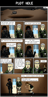 Resident Evil Plot Hole part 1 by Jacob-R-Goulden