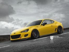 Toyota GT86 by rainprisk