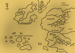 Vasterlands Map by ConscriptDavid