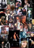 my sexy axl XDD by axlfox