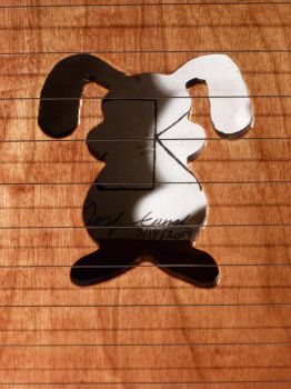 Bunny Zither by Paper--Kite