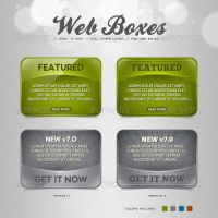 Web Boxes by artnook