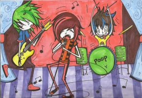 Poop Band by Squibbi