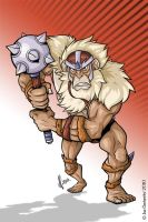 Thundercats Monkian by 2Ajoe