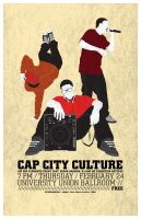 Cap City Culture 2011 by kenji2030