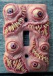 monster mush switch plate by dogzillalives