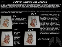 Coloring Tutorial by InsaneRoman
