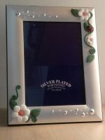 Frame with daisies fimo by bimbalove81