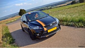 Ford Focus ST VII by diddylux