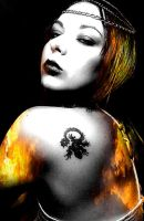 desire aflame by katastrophicart420