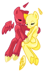 Pony Lovers Base  Free 2 Use  NEW VERSION by Sarahostervig